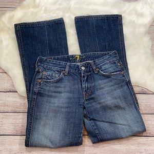 7ForAllMankind Flare Jeans